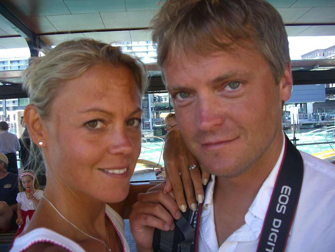 FLASHPACKER | Karin und Henning in Sydney in Australien