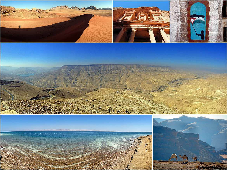 Jordanien | Die absoluten Highlights Petra, Wadi Rum und des Tote Meer fotografiert als Panoramabild. Ausführliche Insider-Tipps & Reise-Highlights findest Du im jeweiligen Reisebericht