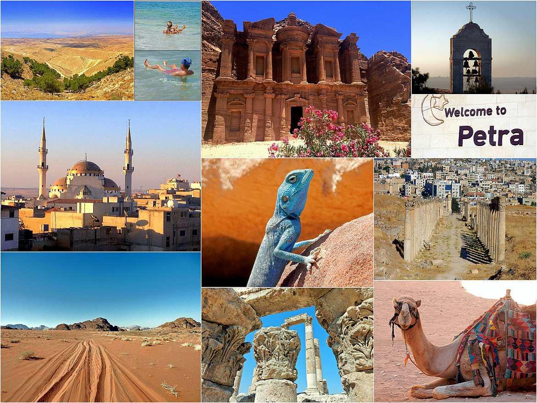 Jordanien: Tipps für Sehenswürdigkeiten & interessante Orte | Eindrücke auf der Rundreise durch den modernen Nahen Osten: das Weltwunder Petra, die antike Stadt Jerash, Wadi Rum, Madaba, Das Tote Meer