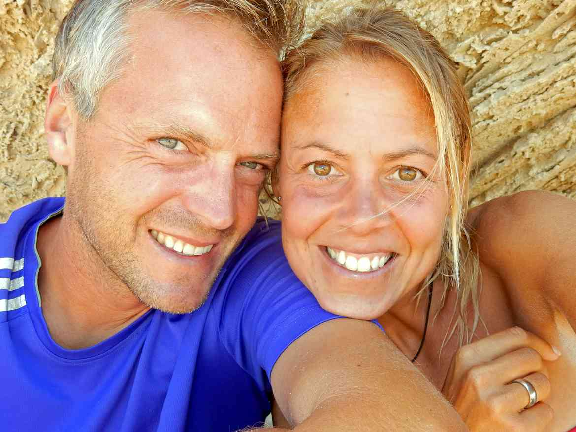 FLASHPACKER | Karin und Henning in Israel