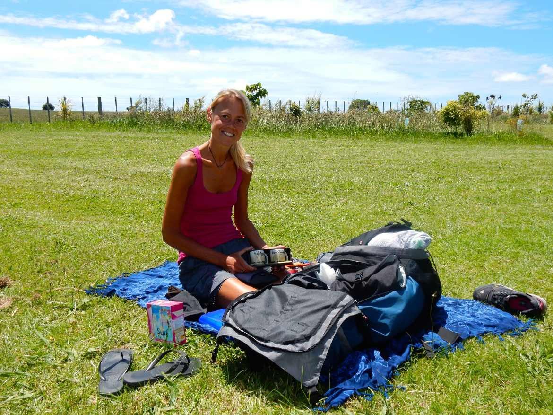Packliste Urlaub inkl. Checkliste | Rucksack packen für Weltreise