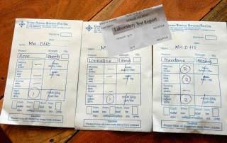 Sri Lanka | Dengue und Malaria Test im Krankenhaus bei Fieber nach Reise in den Tropen