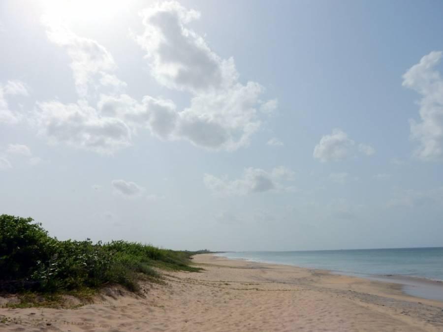 Sri Lanka | Der traumhafte einsame Nilaveli Beach mit Blick Richtung Süden