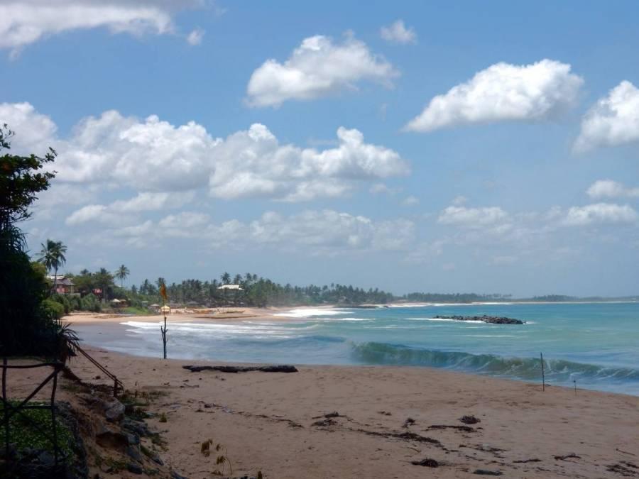 Sri Lanka | Blick auf den Traumstrand Tangalle Beach