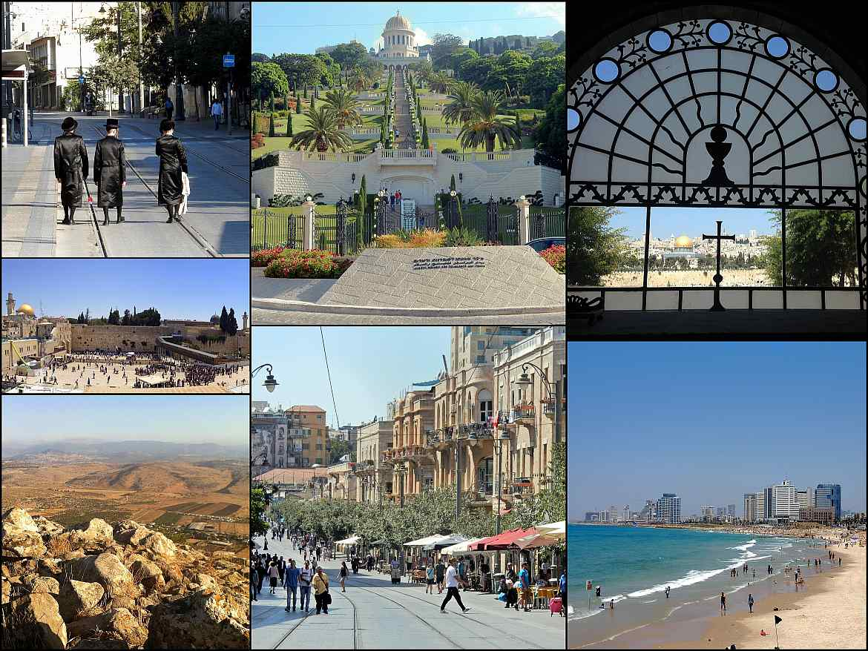 Tel Aviv Jerusalem Karte.Israel Highlights Sehenswürdigkeiten Rundreise Empfehlung