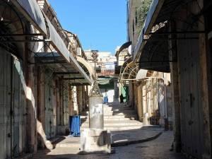 Jerusalem | Die leeren Gassen der Altstadt am frühen Morgen