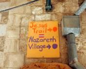 Israel | Jesus Trail Startpunkt in Nazareth bis zum See Genezereth