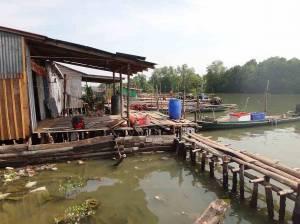 Kambodscha | Koh Kchhang Fishing Village, die Ausgangsbasis zum Trip auf die Insel Koh Thmei