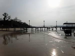 Kambodscha | Sonnenuntergang am Strand von Sihanoukville
