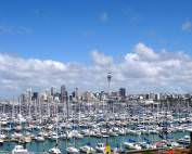 Neuseeland | Nordinsel, Skyline von Auckland, the