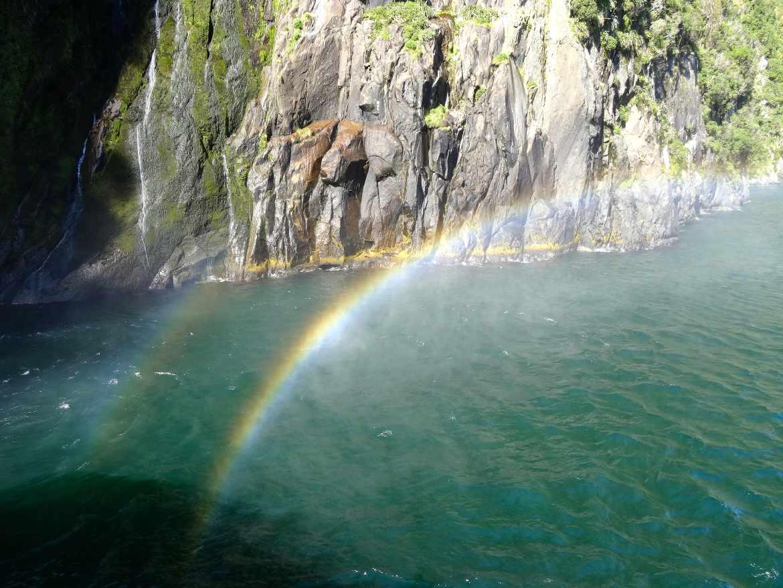 Neuseeland Detail: Tour-Guide Der Cruise Durch Die Neuseeland