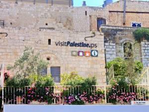 Palästina | Die Touristeninformation in Bethlehem