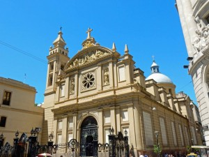 Buenos Aires | Sehenswürdigkeiten: Die schöne Basilika Nuestra Senora Merced im Zentrum