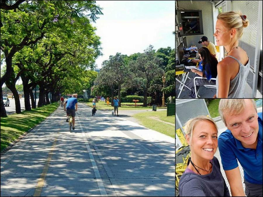 Argentinien | In vielen Teilen von Buenos Aires kann man kostenlos ein Fahrrad mieten