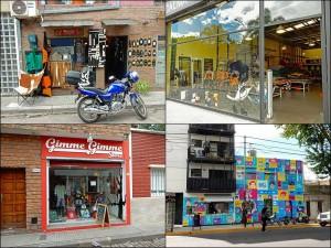 Buenos Aires | interessante Orte: Typische kleine hippe Boutiquen in Palermo Viejo
