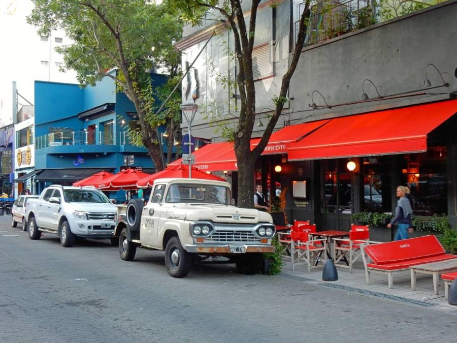 Argentinien | Palermo Hollywood ist mit vielen Bars und Restaurants ein klasse Ausgehviertel in Buenos Aires
