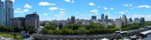 Buenos Aires | interessante Orte: Panorama auf den Stadtteil Palermo