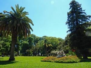 Argentinien | Indyllischer Park in Buenos Aires Palermo