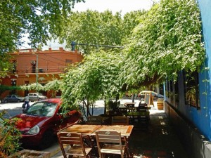 Argentinien | Typisches kleines Restaurant in Buenos Aires Palermo
