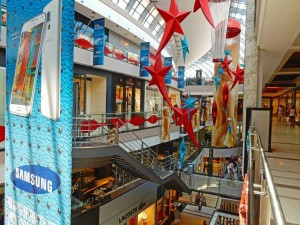Argentinien | Die moderne Shopping-Mall Alto Palermo in Buenos Aires