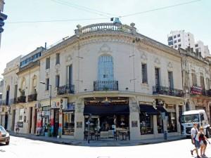 Argentinien | Buenos Aires, typische Parrilla in altem Gebäude in San Telmo