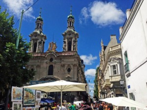 Argentinien | Buenos Aires, Kirche des San Francisco Konvent