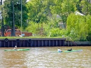 Argentinien | Das Tigre Delta lädt dazu ein, sich ein Boot oder Kayak zu mieten eine Tour zu unternehmen