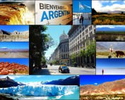 Argentinien | Eindrücke interessanter Orte im Land. Iguza Wasserfall, Tango, Atacama Wüste, Anden, Quebrada de Humahuaca, Quebrade de Cafayate, Perito Moreno, Alpacas, Buenos Aires, Mendoza