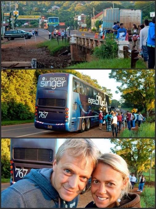 Argentinien | Anreise mit dem Bus von Buenos Aires nach Puerto Iguazu