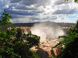 Brasilien | Wasserfälle vom Cararatas Trail im Parque Nacional Iguacu in Brasilien