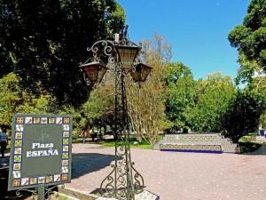 Argentinien | Plaza Espana in Mendoza