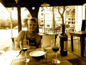 Argentinien | Mendoza hat viele ausgesprochen schöne Restaurants zum Draußensitzen
