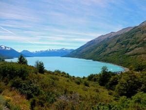 Argentinien | Patagonien, Anfahrt zum Los Glaciares National Park am Perito-Moreno-Gletscher bei El Calafate