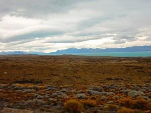 Argentinien | Patagonien, Anfahrt zum Perito-Moreno-Gletscher bei El Calafate