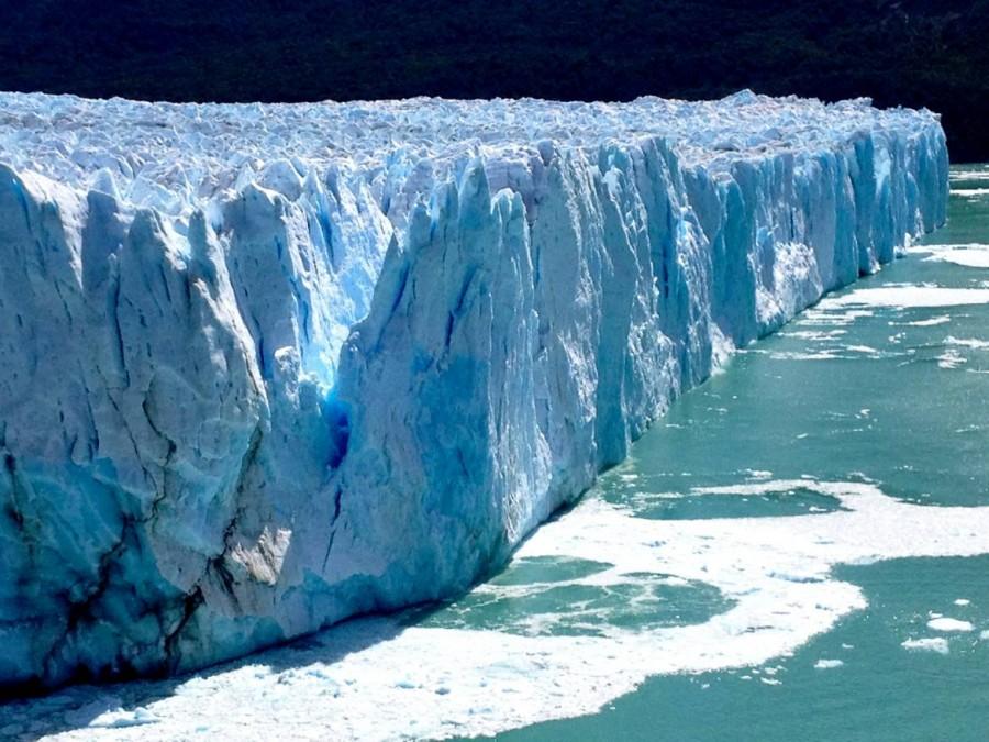 Argentinien | Patagonien, Abbruchkante und Kalben des Perito Moreno Gletscher bei El Calafate