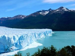 Argentinien | Patagonien, Abbruchkante des Perito-Moreno-Gletschers bei El Calafate