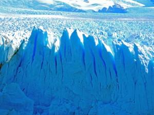 Argentinien | Patagonien, Eiszacken am Perito-Moreno-Gletscher bei El Calafate