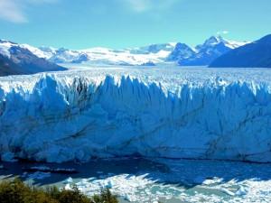Argentinien | Patagonien, die Höhe vom Perito-Moreno-Gletscher bei El Calafate