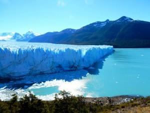 Argentinien | Patagonien, Perito-Moreno-Gletscher bei El Calafate am Nachmittag