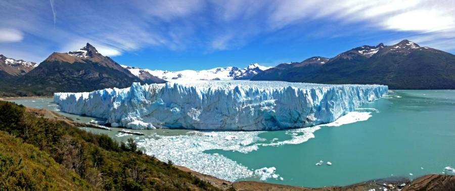 Argentinien | Patagonien, Panorama Perito-Moreno-Gletscher bei El Calafate
