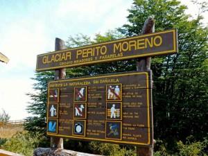 Argentinien Gletscher | Patagonien, Perito Moreno Tour Gletscher Verhaltensregeln