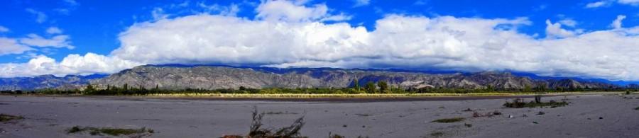 Region Salta, Argentinien | Panorama bei Cafayate