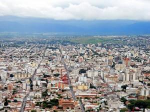 Argentinien | Salta, Panorama vom Cerro San Bernado