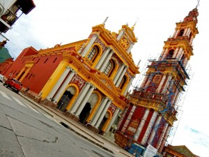 Salta | Sehenswürdigkeiten: Iglesia San Francisco