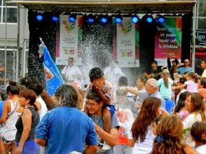Argentinien | Salta, Einheimische beim Karneval