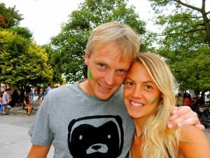 Argentinien | Karin & Henning beim Karneval