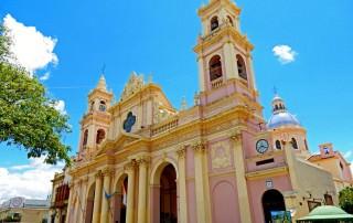 Salta | Sehenswürdigkeiten: Salta, San Bernado Konvent