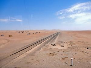 Peru | Chile, Wüstenlandschaft auf dem Weg zur Grenze von Arica nach Tacna
