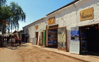 Chile | Tour-Anbieter im Zentrum in San Pedro de Atacama