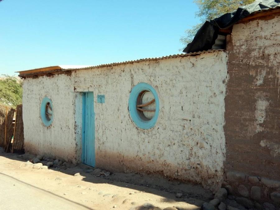 Chile | Typisches Lehmhaus in San Pedro de Atacama